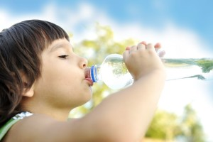 Children are more prone to dehydration than adults