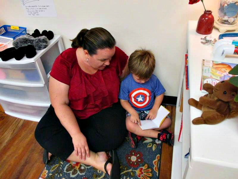 Parents Reading to Preschool Children Improves Behavior & Academic Performance